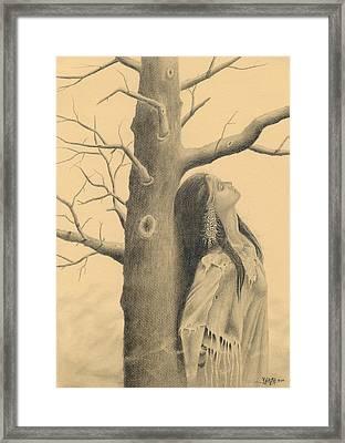 Reflections Framed Print by Dino Baiza