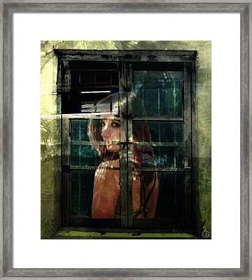 Reflections Framed Print by Gun Legler