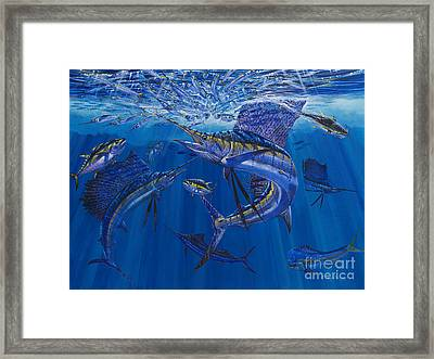 Rendezvous  Framed Print by Carey Chen
