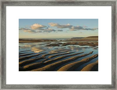 Saunton Sands Devon Framed Print by Pete Hemington
