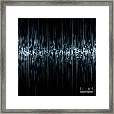 Scratch Framed Print by Blink Images