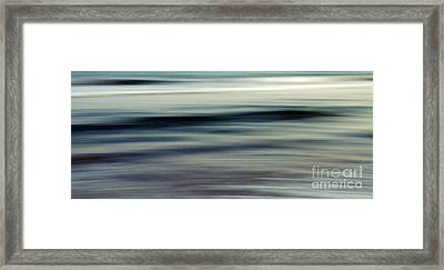 sea Framed Print by Stelios Kleanthous