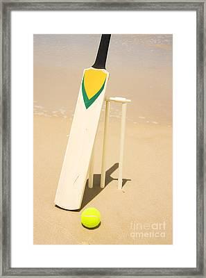 Summer Sport Framed Print by Jorgo Photography - Wall Art Gallery