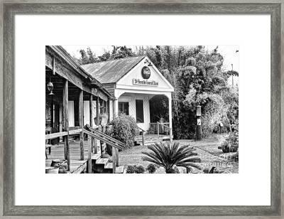 The Burnside General Store Framed Print by Scott Pellegrin