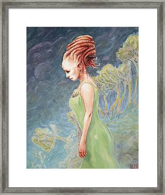 The Collapse  Framed Print by Ethan Harris