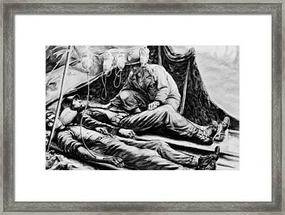 The Greatest Generation Framed Print by Mountain Dreams