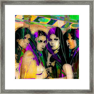 The Runaways Collection Framed Print by Marvin Blaine
