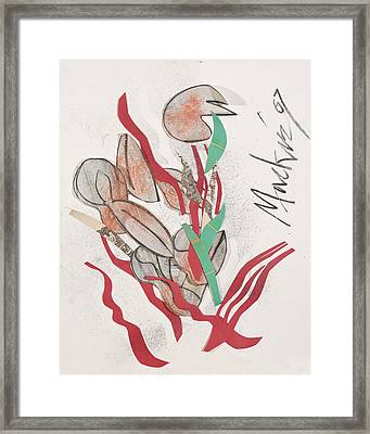 Untitled Framed Print by  Deryl Daniel Mackie