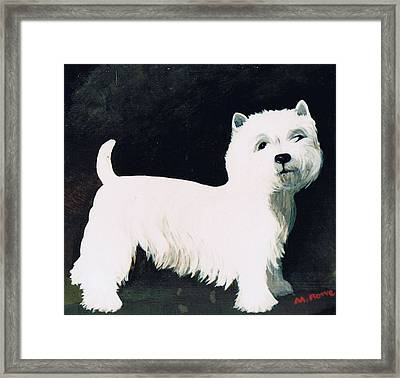 Untitled Framed Print by Maggie Rowe