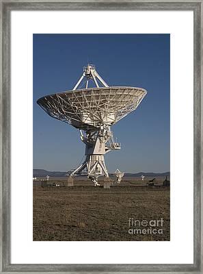 Very Large Array Framed Print by Steven Ralser
