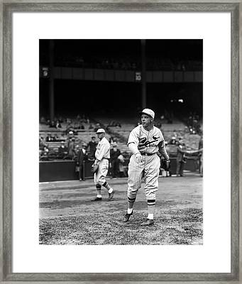 William H. Billy Southworth Framed Print by Retro Images Archive