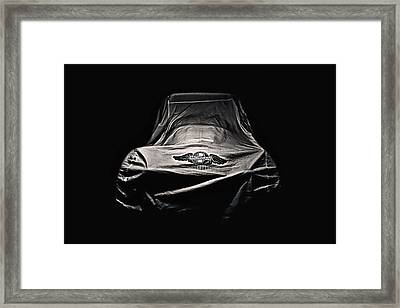 Morgan In Storage Framed Print by EXparte SE
