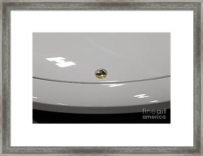 2012 Lotus Evora - 5d20208 Framed Print by Wingsdomain Art and Photography