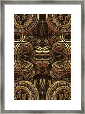 20120331-1 Framed Print by Lyle Hatch