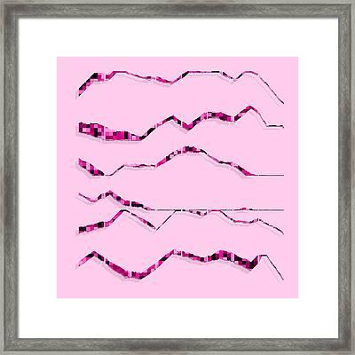 2048.2.17 Framed Print by Gareth Lewis