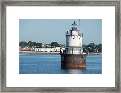 Massachusetts, New Bedford Framed Print by Cindy Miller Hopkins