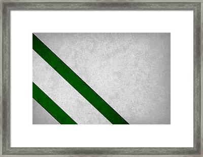 New York Jets Framed Print by Joe Hamilton