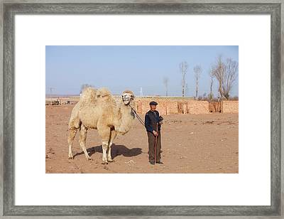 Drought Framed Print by Ashley Cooper