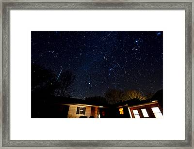 28 Gems Framed Print by Matt Molloy