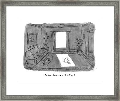 Untitled Framed Print by Jason Patterson