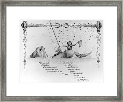 2x2 Framed Print by Vincent Jimenez