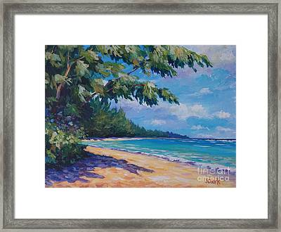 7-mile Beach Framed Print by John Clark