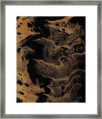 Abstract 24 Framed Print by J D Owen