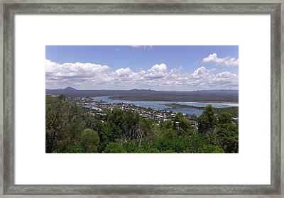 Australia - Noosa Heads Framed Print by Jeffrey Shaw