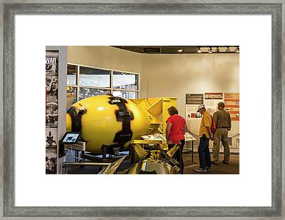 Bradbury Science Museum Framed Print by Jim West