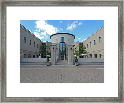 Carnegie Mellon University Framed Print by Cityscape Photography