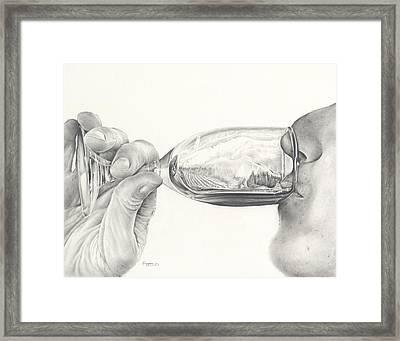 Earthy Framed Print by Mark Treick
