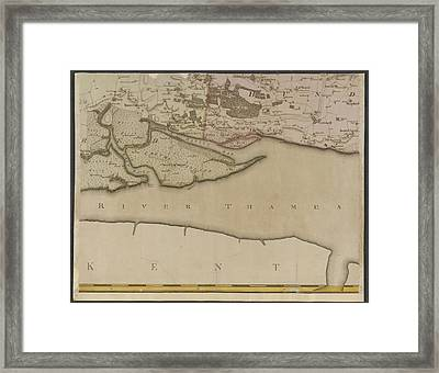 Essex Framed Print by British Library