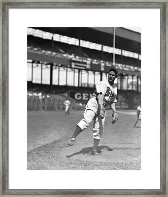 Euel W. Moore Framed Print by Retro Images Archive