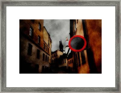 Go To Sleep Framed Print by David Fox