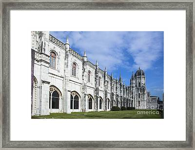 Jeronimos Framed Print by Maria Conceicao Pires - Lightfactory