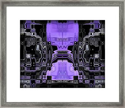 Motility Series 4 Framed Print by J D Owen