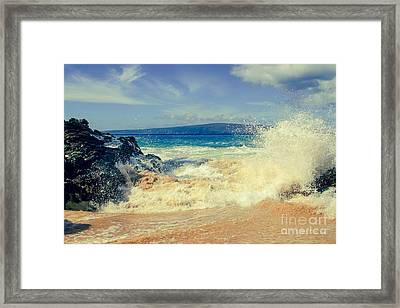 Song Of The Soul Framed Print by Sharon Mau
