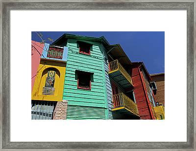 South America, Argentina, Buenos Aires Framed Print by Kymri Wilt