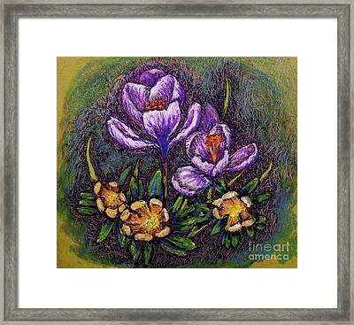 Spring Framed Print by Linda Simon