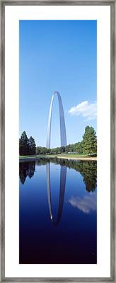 St Louis Mo Framed Print by Panoramic Images