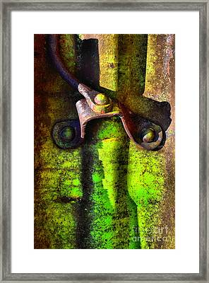 Synapse Framed Print by Lauren Leigh Hunter Fine Art Photography