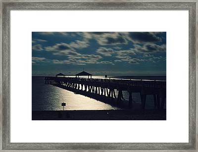 The Last Night Framed Print by Laura Fasulo