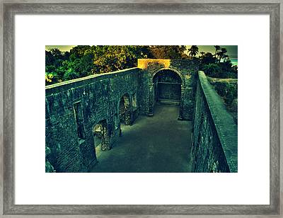 Vasai Fort Framed Print by Salman Ravish