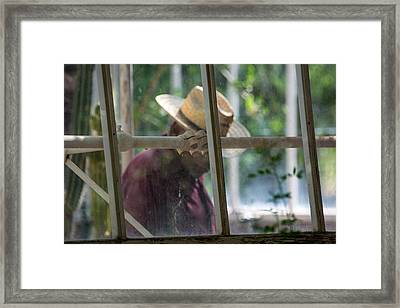 Whispers Framed Print by Marit Runyon