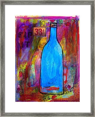 33 Cents Framed Print by Maggi Connelly