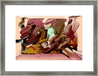 3.actings3c Framed Print by Immo Jalass