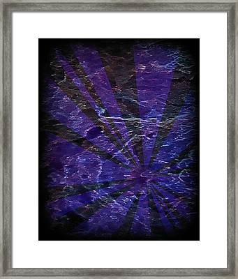 Abstract 95 Framed Print by J D Owen