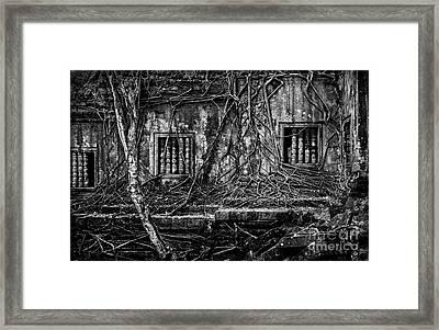 Beng Mealea Framed Print by Julian Cook