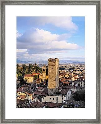 Bergamo Framed Print by Karol Kozlowski