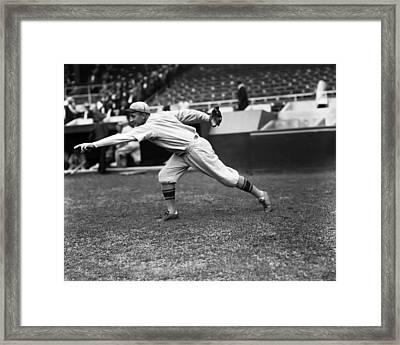 Clarence E. Mitchell Framed Print by Retro Images Archive